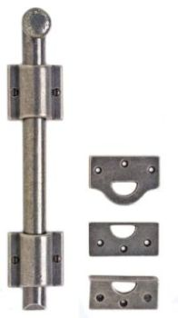 Surface Bolt w/Square Mounting Bracket