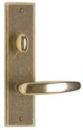"2 1/2"" x 10"" Rectangular Escutcheon"