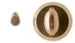 "2 5/8"" Round Escutcheon"